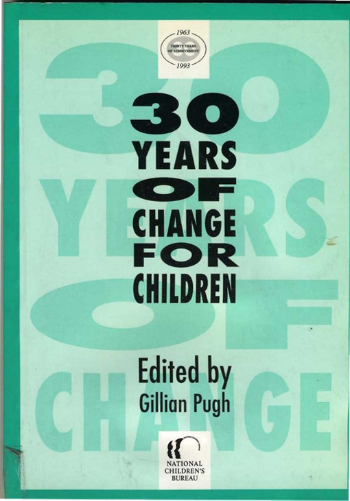 30 Years of Change for Children