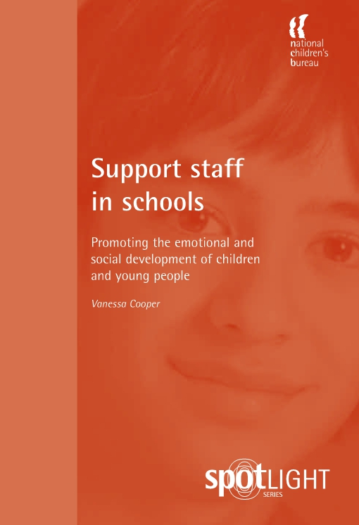 Support Staff in Schools