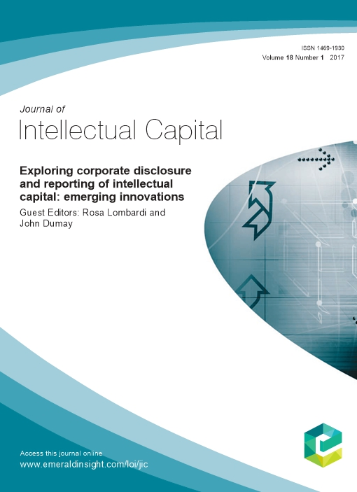 Exploring Corporate Disclosure and Reporting of Intellectual Capital