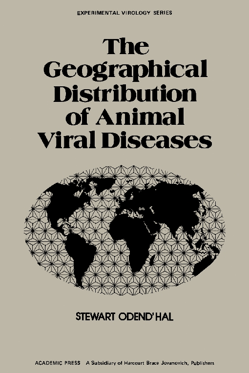 The Geographical Distribution of Animal Viral Diseases