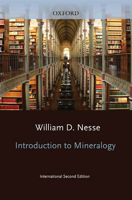 Introduction to Minerology
