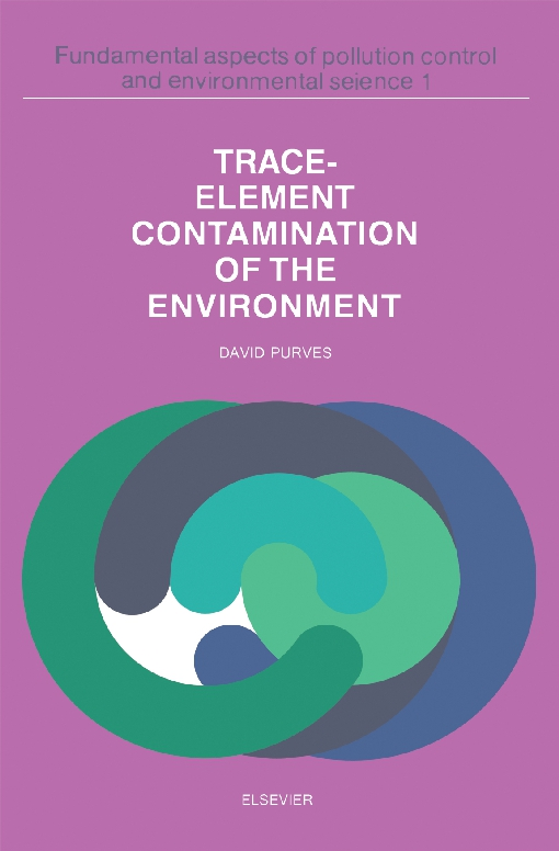 Trace Element Contamination of the Environment