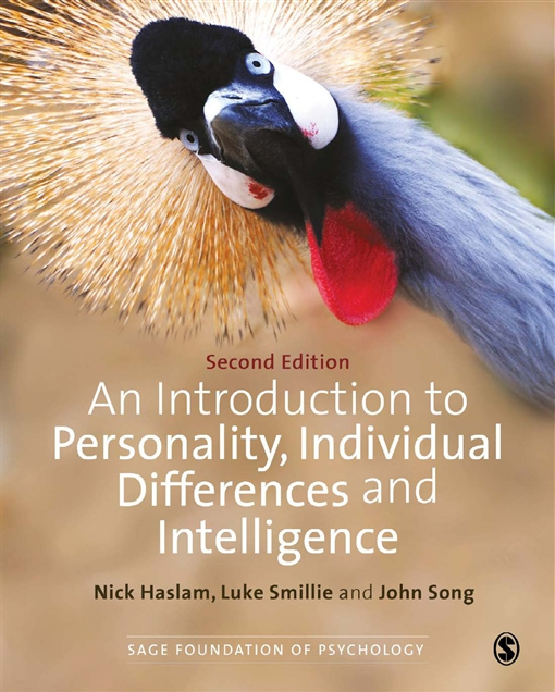An Introduction to Personality, Individual Differences and Intelligence