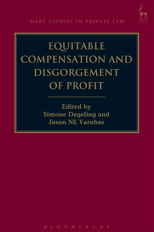 Equitable Compensation and Disgorgement of Profit