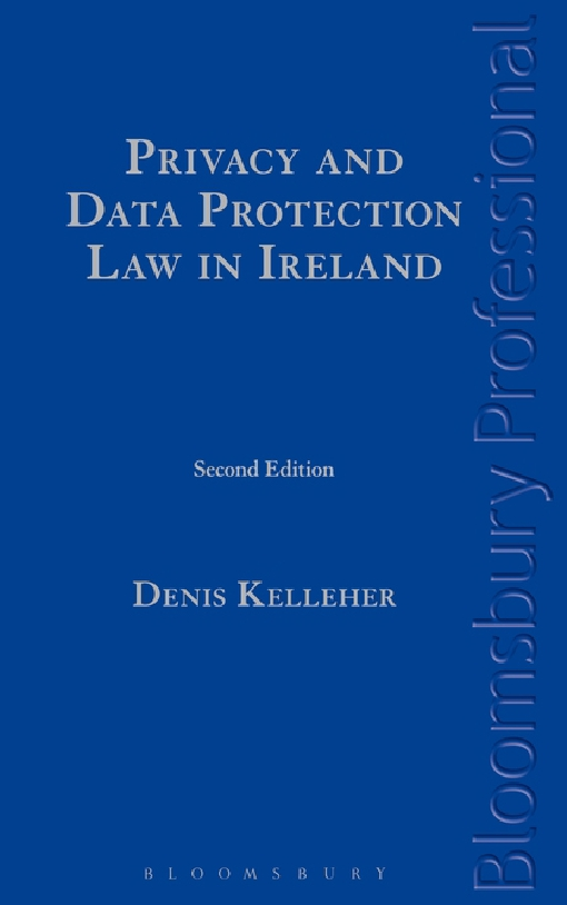 Privacy and Data Protection Law in Ireland