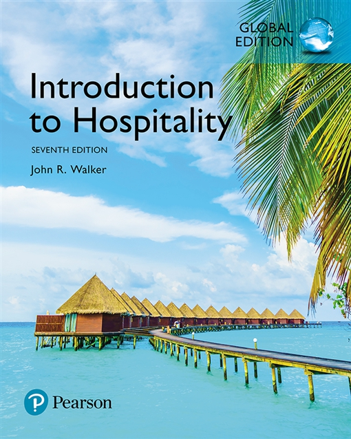 Introduction to Hospitality, Global Edition