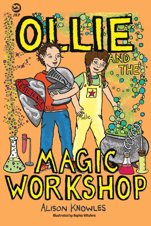 Ollie and the Magic Workshop
