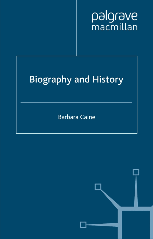 Biography and History