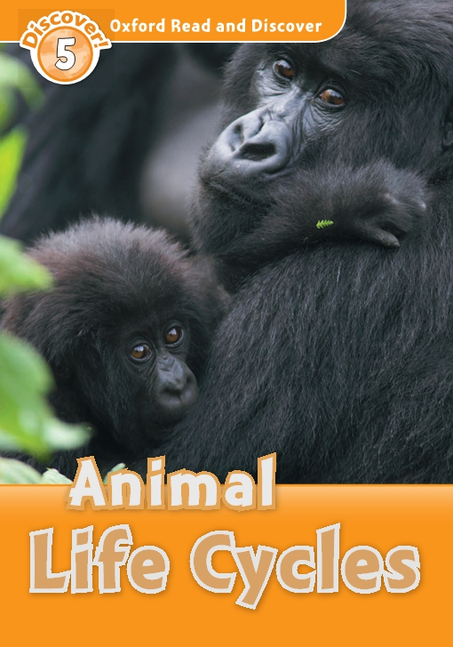Animal Life Cycles (Oxford Read and Discover Level 5)