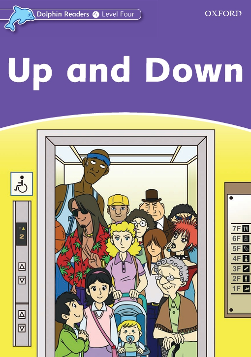 Up and Down (Dolphin Readers Level 4)