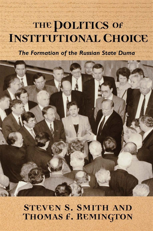 The Politics of Institutional Choice