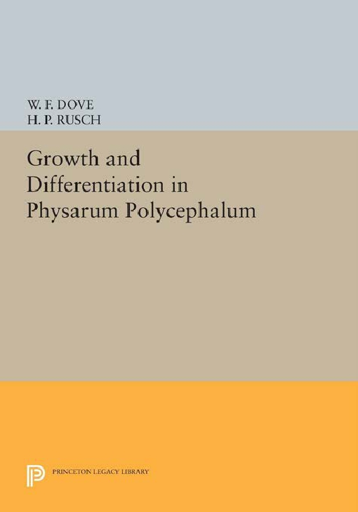 Growth and Differentiation in Physarum Polycephalum