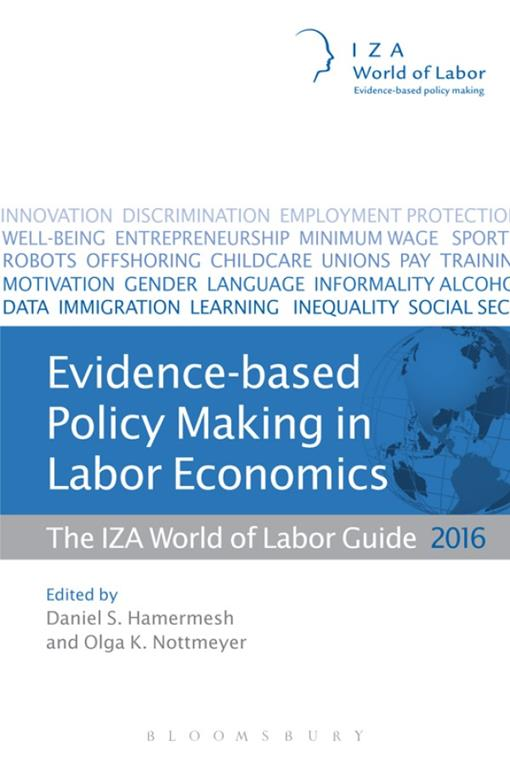 Evidence-based Policy Making in Labor Economics