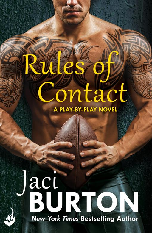 Rules Of Contact: Play-By-Play Book 12