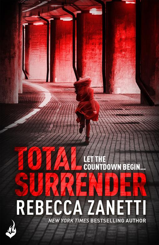 Total Surrender: Sin Brothers Book 4 (A suspenseful, compelling thriller)