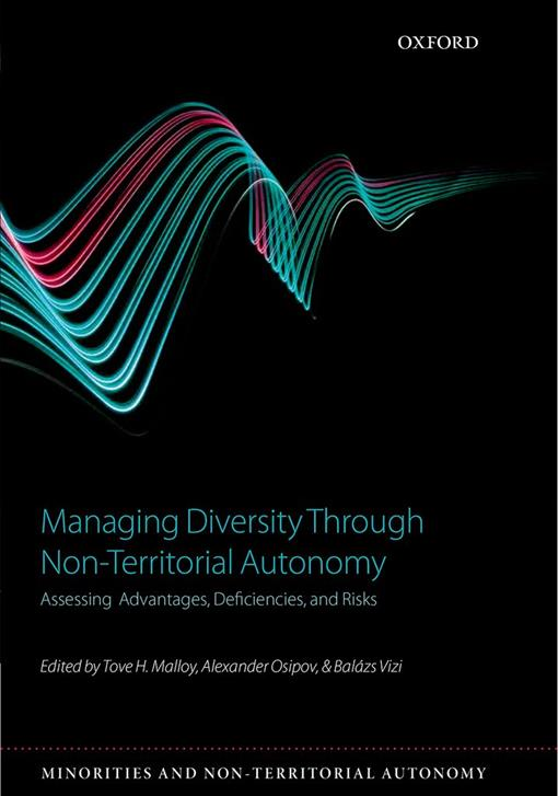 Managing Diversity through Non-Territorial Autonomy