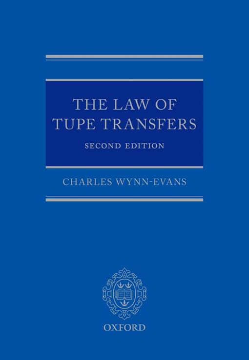 The Law of TUPE Transfers