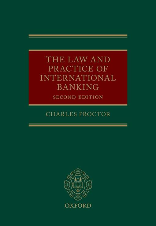 The Law and Practice of International Banking