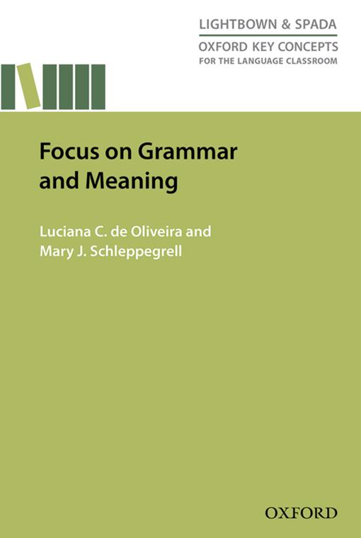 Focus on Grammar and Meaning