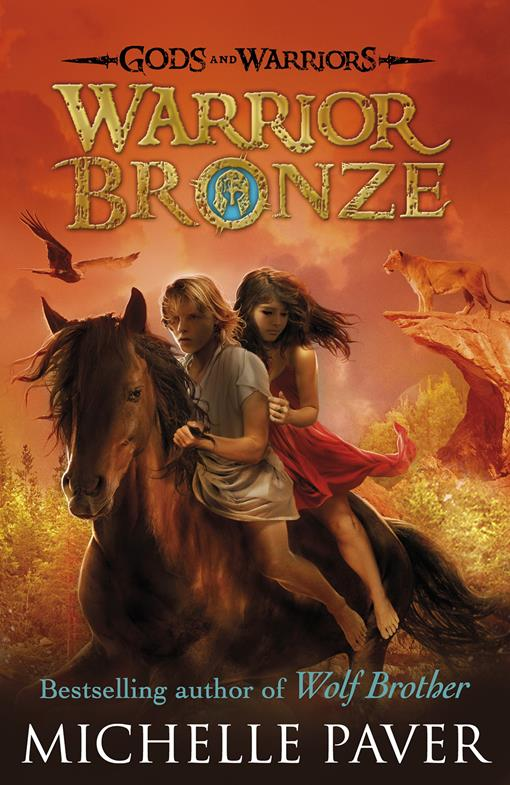 Warrior Bronze (Gods and Warriors Book 5)