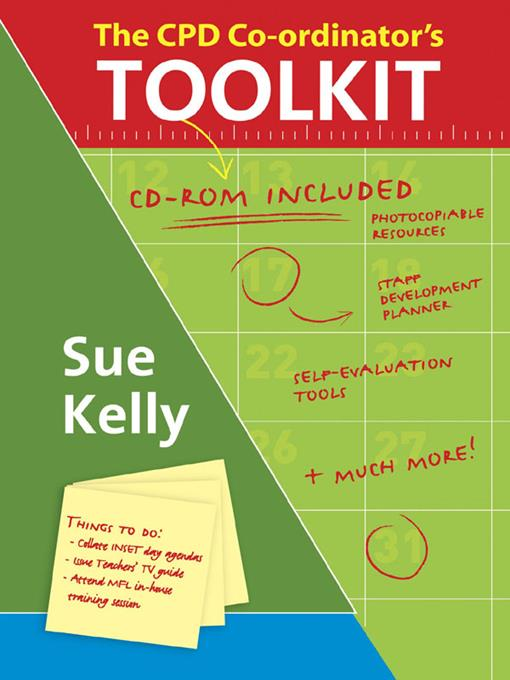 The CPD Co-ordinator's Toolkit