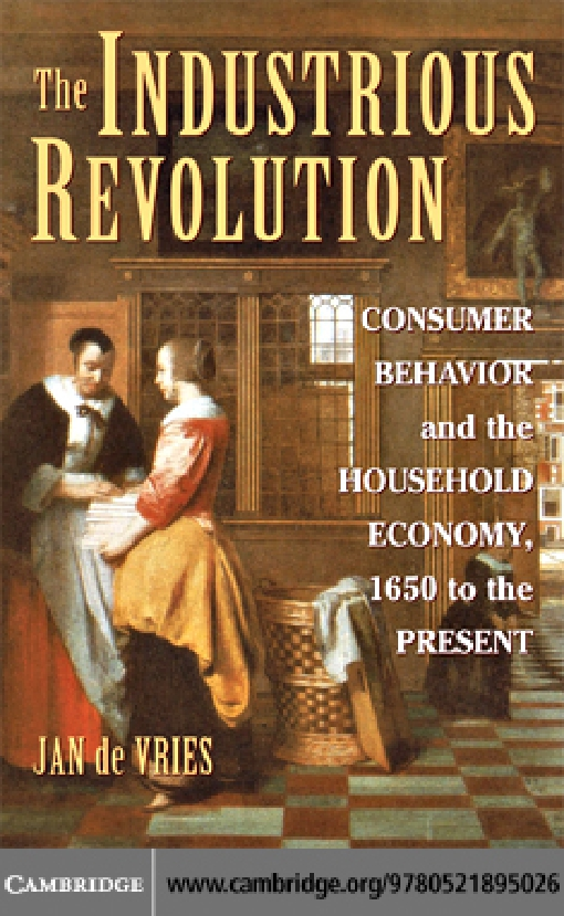The Industrious Revolution