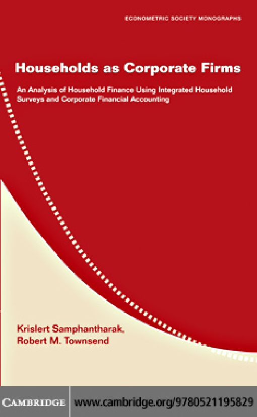 Households as Corporate Firms