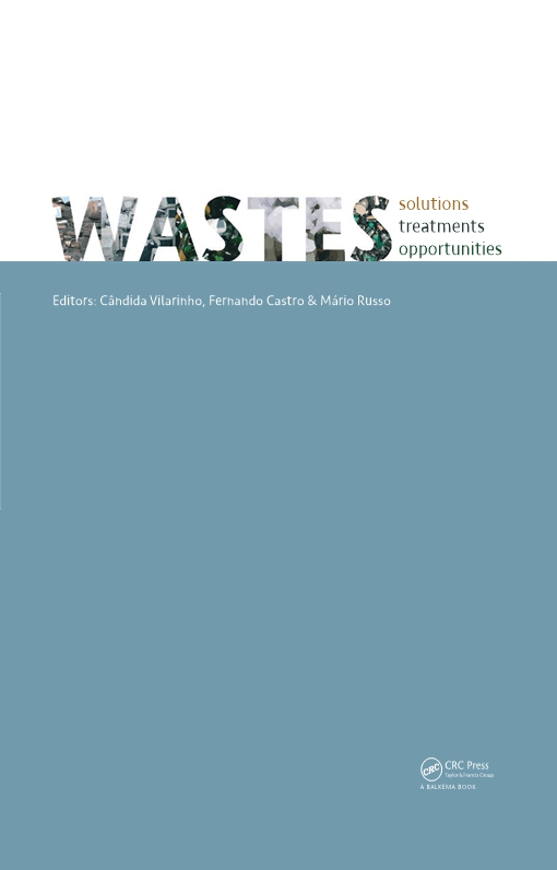 WASTES 2015 – Solutions, Treatments and Opportunities