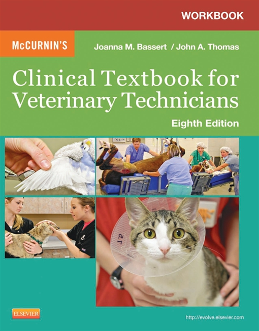 Workbook for McCurnin's Clinical Textbook for Veterinary Technicians - E-Book