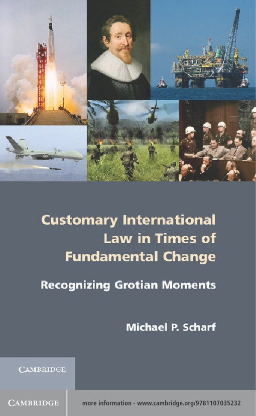 Customary International Law in Times of Fundamental Change