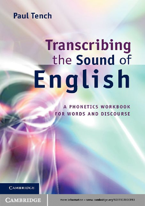 Transcribing the Sound of English