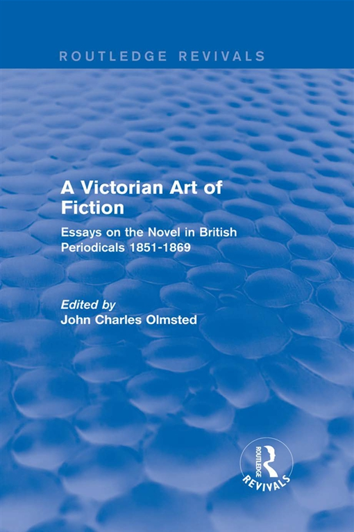 A Victorian Art of Fiction