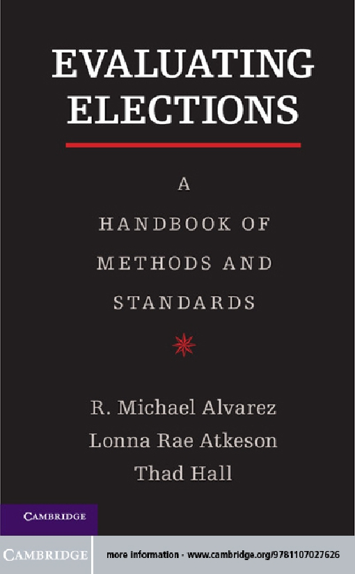 Evaluating Elections