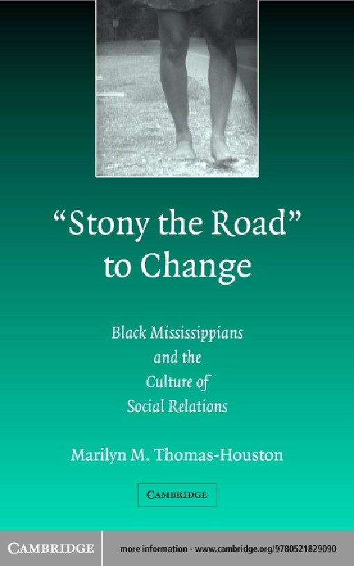 'Stony the Road' to Change