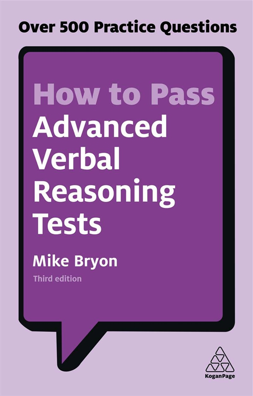 How to Pass Advanced Verbal Reasoning Tests