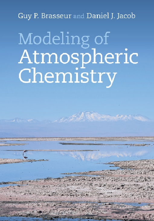 Modeling of Atmospheric Chemistry