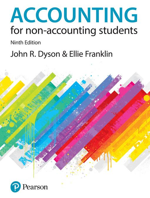 Accounting for Non-Accounting Students 9th Edition (EPUB3)
