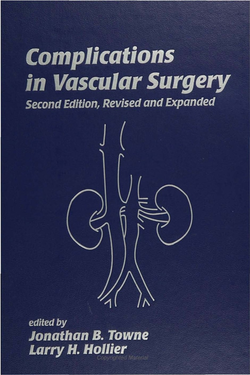 Complications in Vascular Surgery