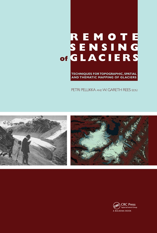 Remote Sensing of Glaciers