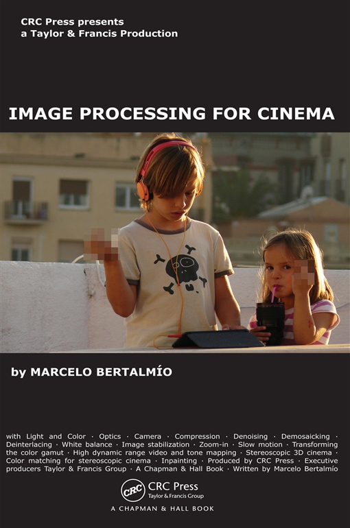 Image Processing for Cinema