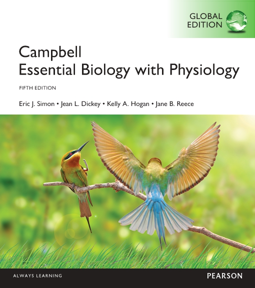 Campbell Essential Biology with Physiology, Global Edition