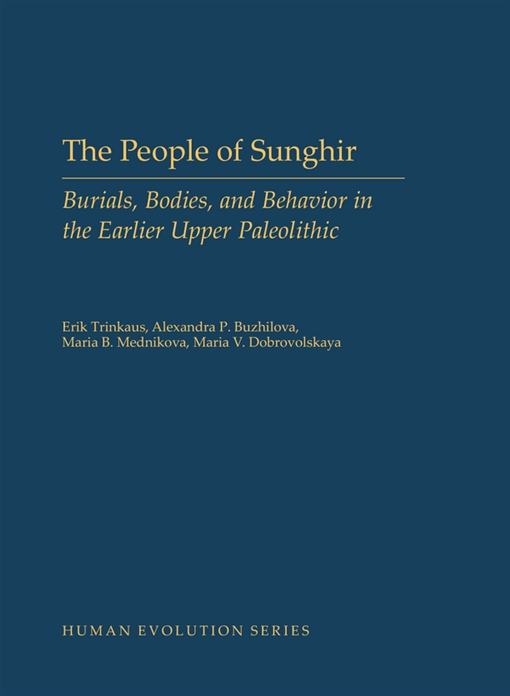 The People of Sunghir