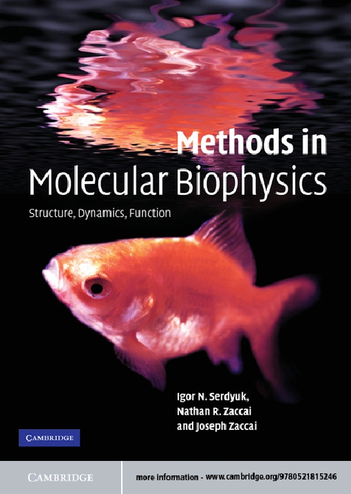 Methods in Molecular Biophysics