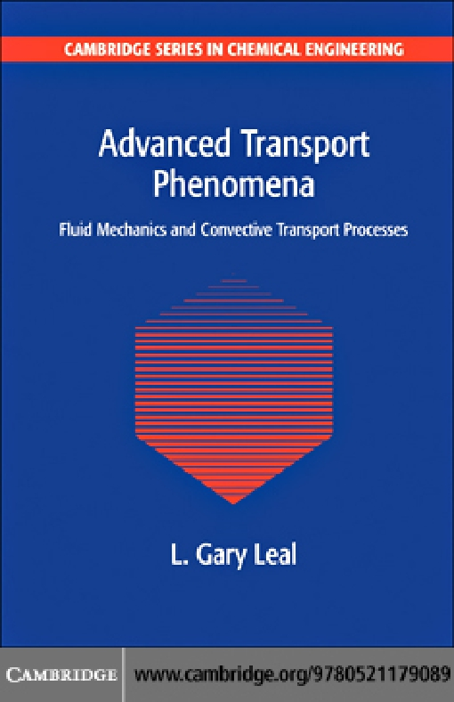 Advanced Transport Phenomena