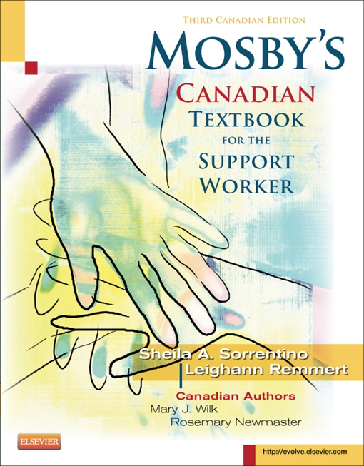 Mosby's Canadian Textbook for the Support Worker -