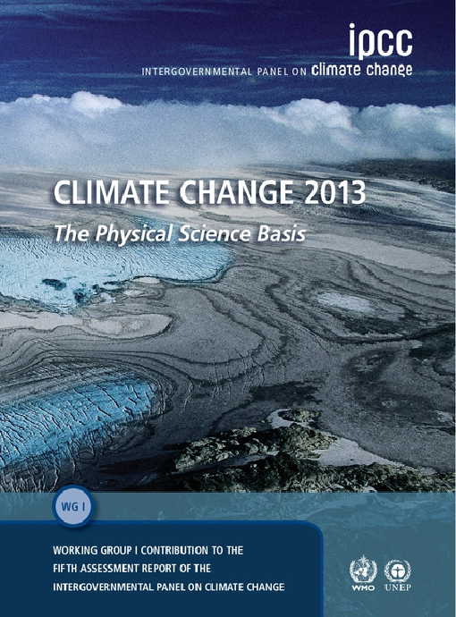 Climate Change 2013 ? The Physical Science Basis