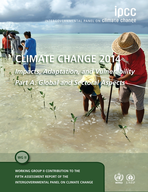 Climate Change 2014 – Impacts, Adaptation and Vulnerability: Part A: Global and Sectoral Aspects: Volume 1, Global and Sectoral Aspects