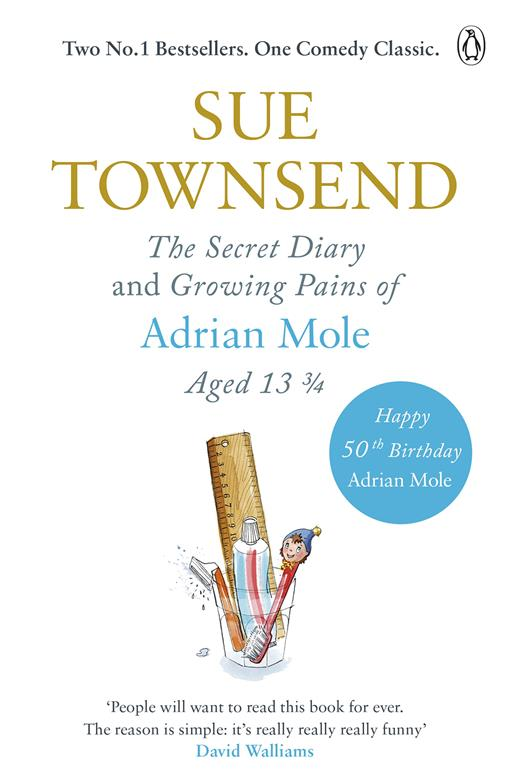 The Secret Diary & Growing Pains of Adrian Mole Aged 13 ¾