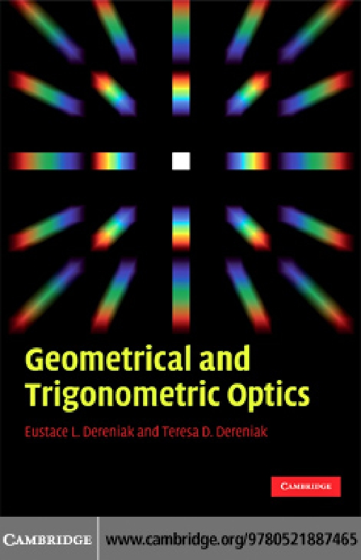 Geometrical and Trigonometric Optics