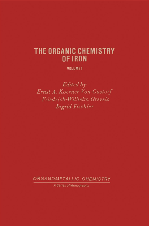 The Organic Chemistry of Iron Pt 1